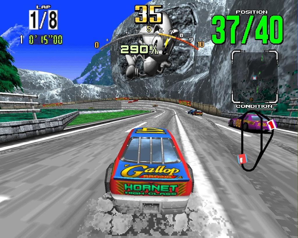 Sega Daytona Usa Arcade Game For Sale Australia