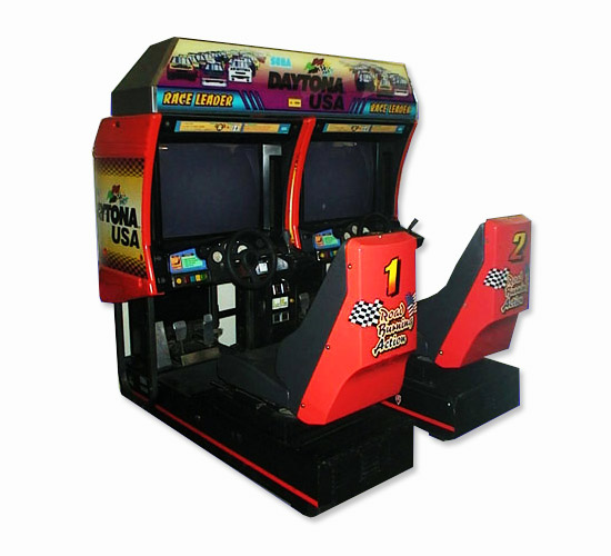 Daytona USA Arcade Machine