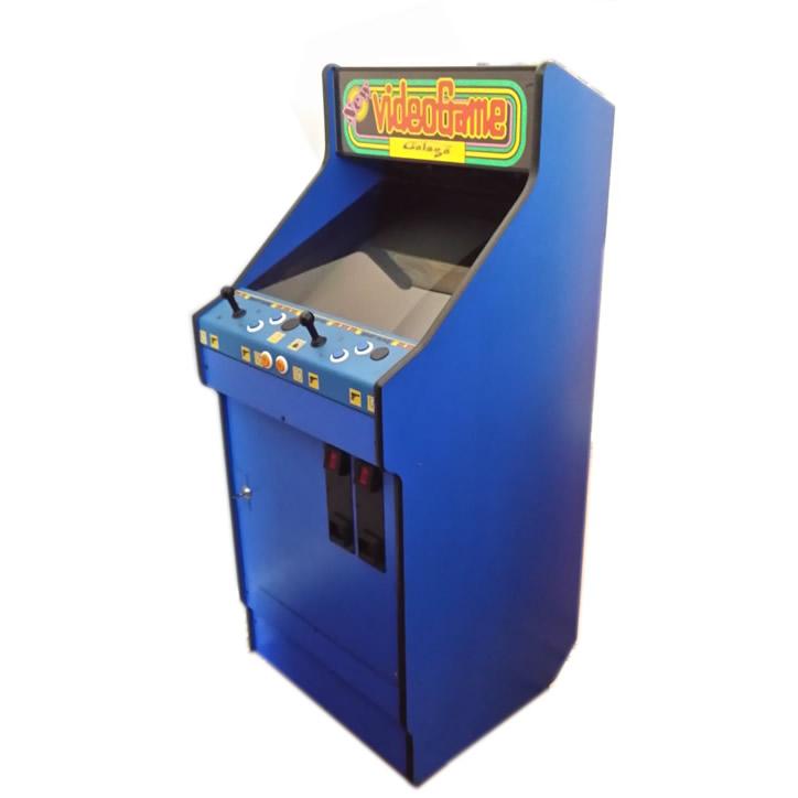 galaga machine