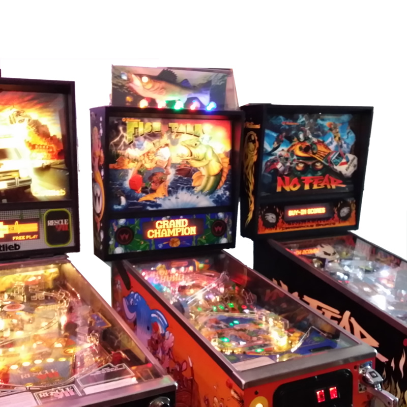 pinball arcade machine for sale