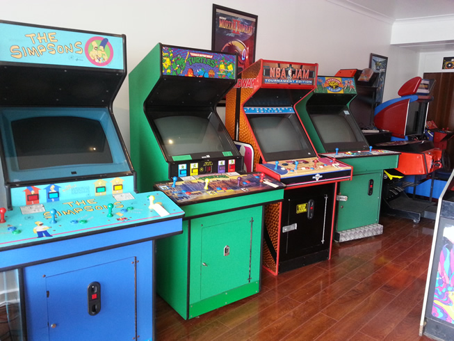Arcade Games For Sale at