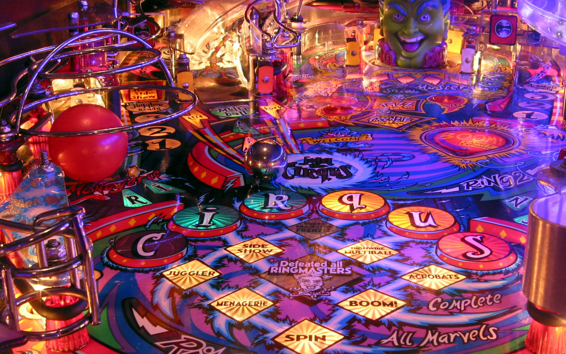the pinball arcade desktop - photo #6