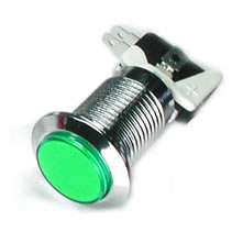 green_silver_led_push_button