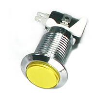yellow_silver_led_push_button