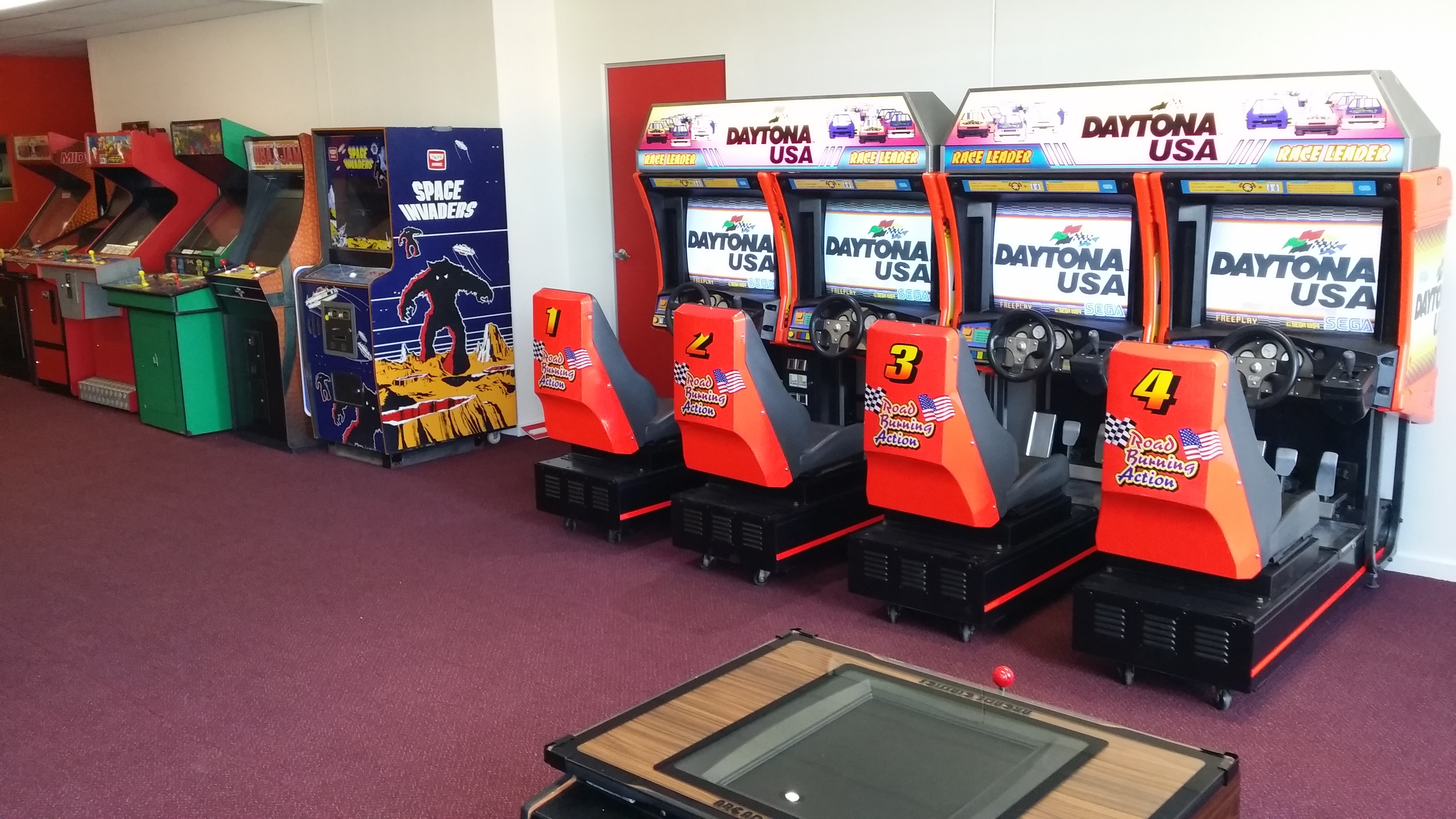 new showroom now open 1567 sydney rd campbellfield arcade classics australia arcade machines. Black Bedroom Furniture Sets. Home Design Ideas