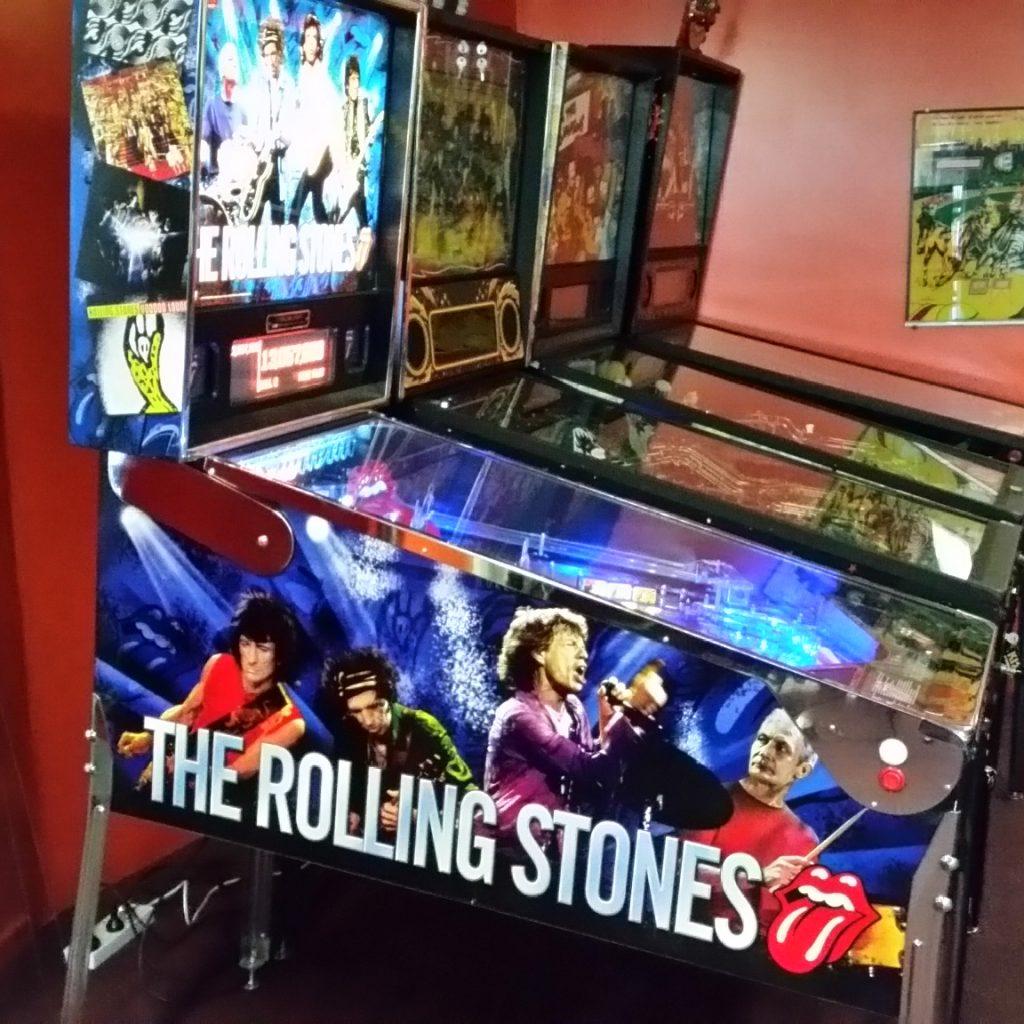 Rolling Stones Limited Edition Pinball Arcade Classics
