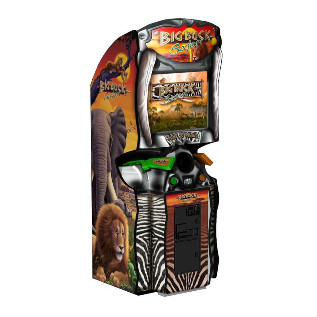 Big Buck Hunter Safari