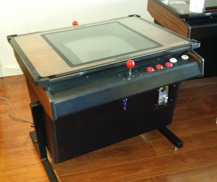 Hankin Operator Arcade Table
