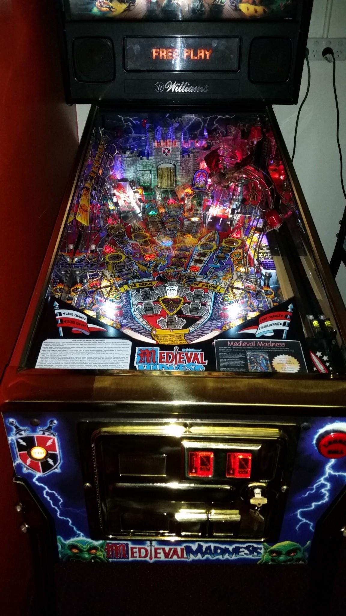 Medieval Madness Arcade Classics Australia Arcade