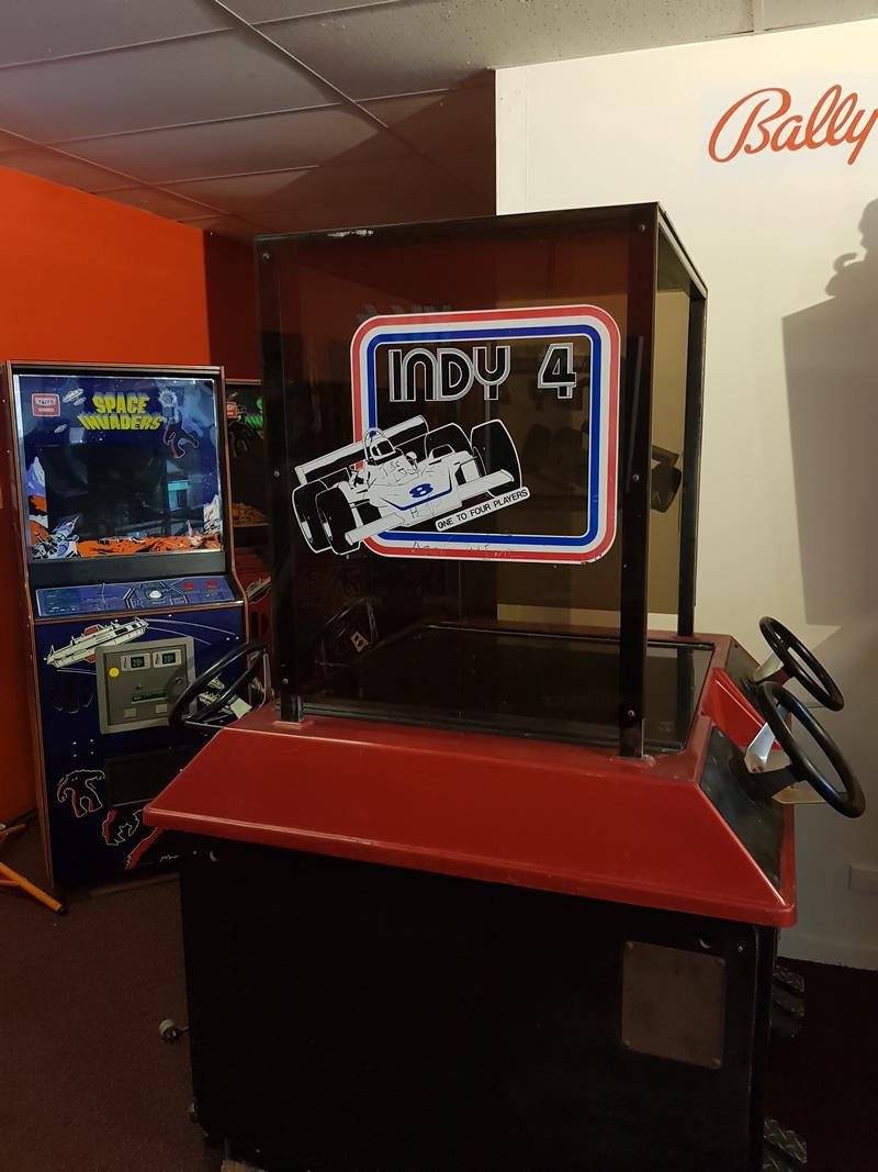 indy  arcade classics australia arcade machines