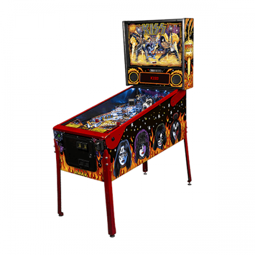KISS-LE-Pinball-Machine