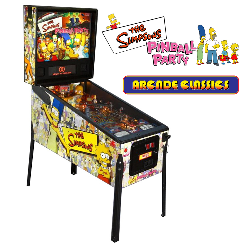 simpsons_pinball_party