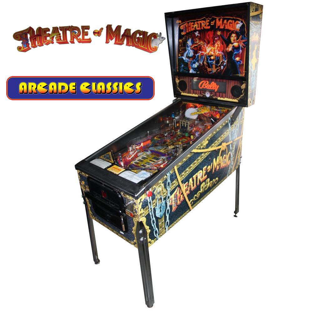 Theatre of Magic - Arcade Classics Australia - Arcade ...